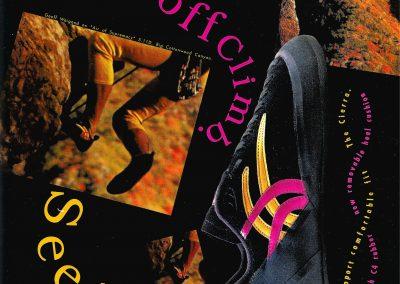 5-10 Shoe Company Ad Cierra- See Geoff Climb