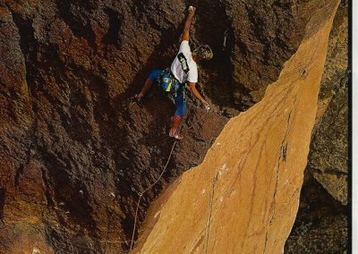 Cousin Cordes Fr. Ad -Geoff Weigand - Monkey Face - Smith Rock